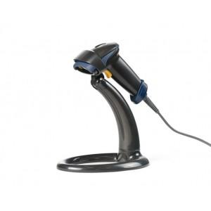Сканер штрих-кода АТОЛ SB 1101 Plus USB (черный) с подставкой