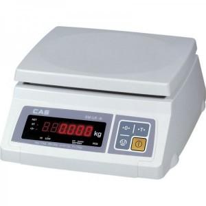 Весы CAS SW-II-20 (один дисплей, LED)
