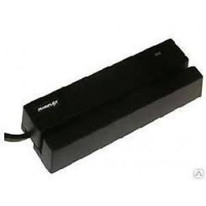 Ридер магнитных карт Posiflex SL-105Z-B черный на 1-2-3 дорожки для TM/LM-3115, USB