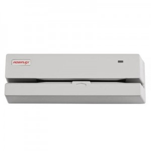 Ридер магнитных карт Posiflex MR-2106U-3 на 1-2-3 дорожки, USB