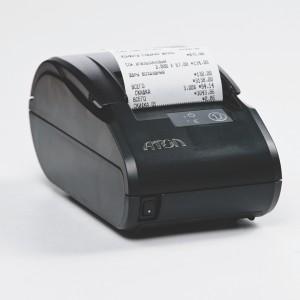 ККТ АТОЛ 11Ф. Мобильный. Черный. с ФН 1.1. 15 RS+USB