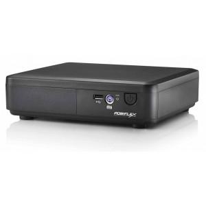 POS-компьютер Posiflex TX-2100-B-RT черный, Intel Celeron J1900 2/2.42 GHz, SSD, 2GB DDR3 RAM, 60W PSU, Windows POSReady 7
