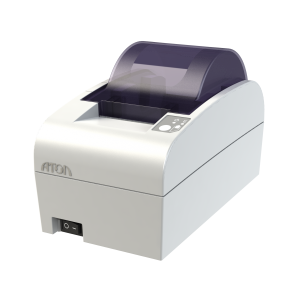 ККТ АТОЛ 55Ф. Белый. Без ФН/ЕНВД. RS+USB+Ethernet