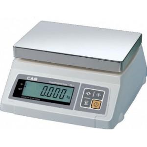 Весы CAS SW-5W (один дисплей, LED)