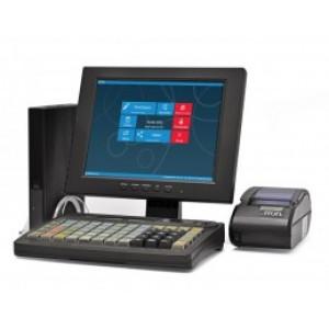 POS-система АТОЛ Ритейл 54 Smart (АТОЛ 11Ф, Linux, Frontol xPOS 54ФЗ, Т200, LM10, KB-60, MSR123)