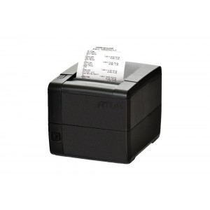 ККТ АТОЛ 25Ф. Черный. Без ФН/ЕНВД. RS+USB+Ethernet