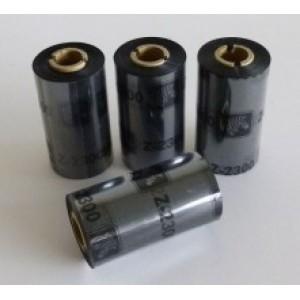 Риббон 2300 Wax Black 56.9 мм/74 м (TLP 2824)