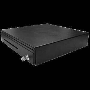 Денежный ящик АТОЛ CR-400-В черный, 425*440*100, 24V, для Штрих-ФР