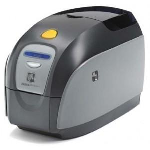 Принтер карт Zebra ZXP Series 1 (односторонний цветной, USB)