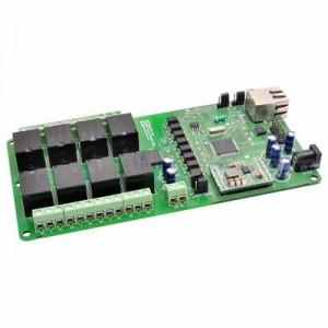 Интерфейс Ethernet для ZD410