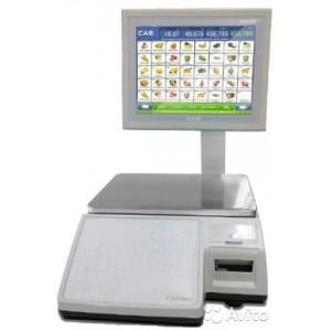 Весы CAS CL5000J-15IS (Ethernet)