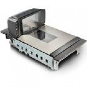 Сканер ШК (многоплоскостной, имидж, стекло DLC, весовой модуль) Magellan 9400i Medium, кабель USB, БП