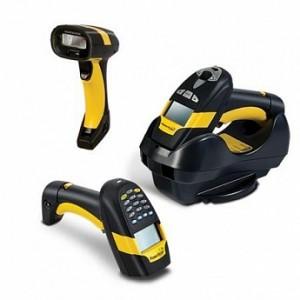 Сканер ШК (ручной, лазерный, 433 Mhz радио)  PowerScan M8300/D SR, с дисплеем (Removable Battery)