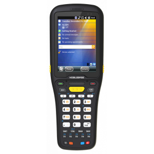 Терминал сбора данных DS5 (3.5in, 1D Дальнобойный (до 9м), Wifi b/g/n, BT, WinEH 6.5, 512Mb RAM/1Gb ROM, Numeric, IP67, АКБ 5200 mAh, подставка)