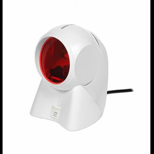 Гибридный сканер ШК (лазерный1D/имидж2D, белый) Orbit 7190g, кабель USB