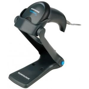 Сканер ШК (ручной, имидж, черный, кабель USB, подставка)  QuickScan Lite QW2100