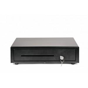 Денежный ящик АТОЛ CR-310-В черный, 400*410*85, 24V, для Штрих-ФР