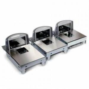 Сканер ШК (биоптический, лазерный, стекло DLS)  Magellan 8400 Short, кабель RS232,  БП