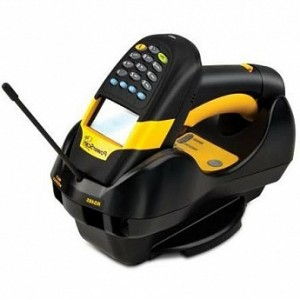 Сканер ШК (ручной, лазерный, 433 Mhz радио)  PowerScan M8300 RS
