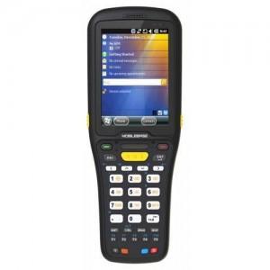 Терминал сбора данных DS5 (3.5in, 2D Дальнобойный (до 20м), 3G, Wifi b/g/n, BT, WinEH 6.5, 512Mb RAM/1Gb ROM, Numeric, IP67, АКБ 5200 mAh, подставка)